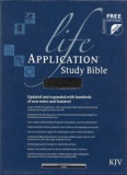 KJV Life Application Study Bible Inc Software